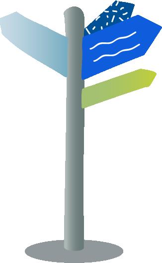 panneaux directionnel : choisir le chemin de l'alternative entrepreneuriale